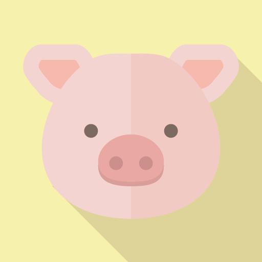 時計好きな豚